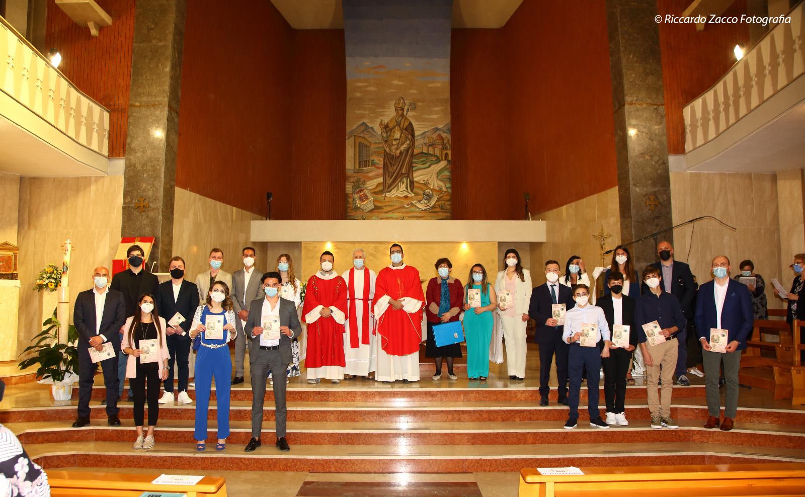 parrocchia_santernesto cresime 2021